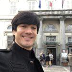 Italia Concurso Internacional de Danza. Palco Scenico