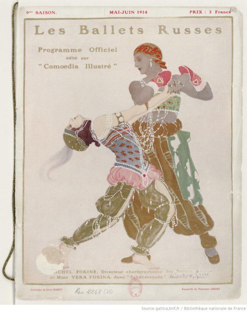 Programme_des_Ballets_Russes